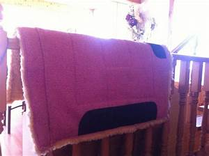 a vendre tapis western rose equipement petites With tapis de selle western a vendre