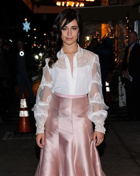 Camila Cabello Oreal Paris Women Worth Celebration