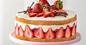 Mary's Fraisier - The Happy Foodie