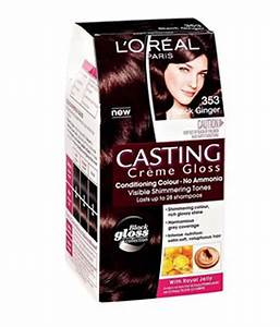 Loreal Paris Casting Black Ginger 353 Hair Colour Buy
