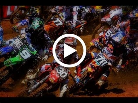The Outdoors 2012 Lucas Oil Pro Motocross Chionship