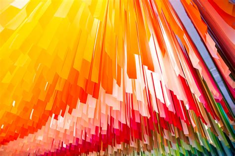 A Look Inside Color Factory's Pop-up Exhibition In Nyc