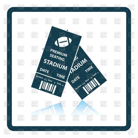 Ticket Clip Football Ticket Clip Cliparts