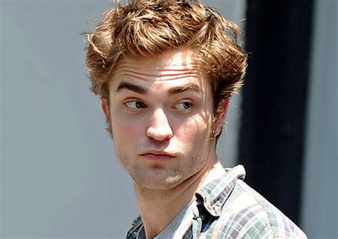 Robert Pattinson hit by a taxi while running away from ...