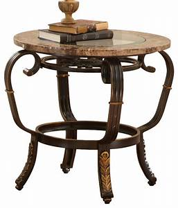 steve silver gallinari 26 inch round end table With 26 inch round coffee table