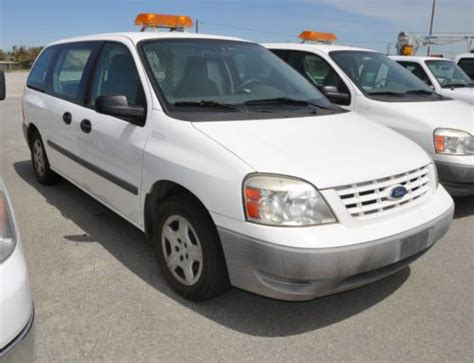 how to sell used cars 2007 ford freestar windshield wipe control buy used 2007 ford freestar cargo van in corona california united states