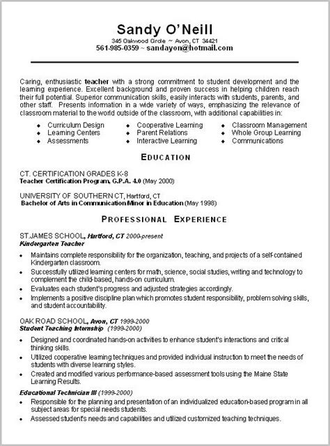 resume templates for microsoft word resume