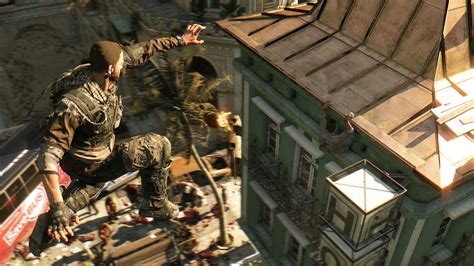 dying light game zombie survival