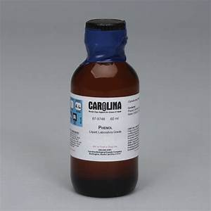 Phenol Liquid, Laboratory Grade, 60 mL | Carolina.com