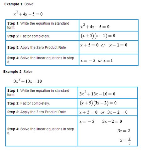 Placement Testing  Math Review