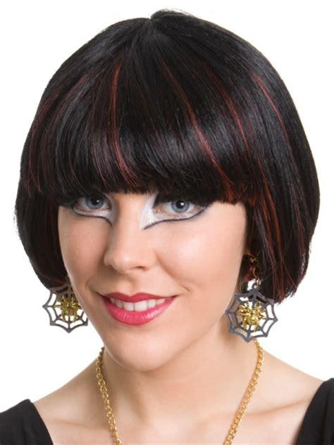 poppy wig black red costumebrisbane com au