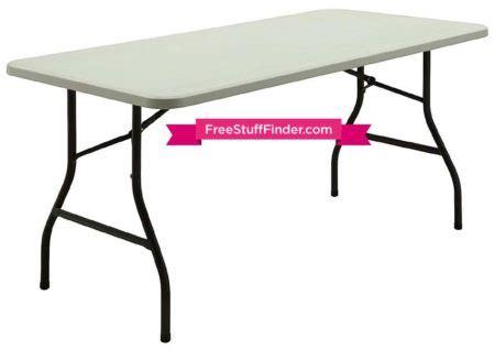 30 65 Reg 50 5 Ft Folding Table Free Store Pickup