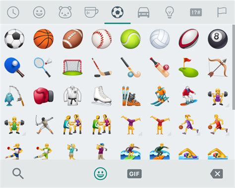 whatsapp introduces its own emoji set in the android beta v2 17 364