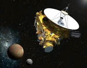 NASA craft to probe Pluto after nine-year journey | Daily ...