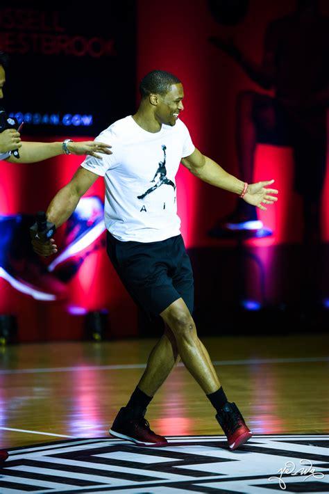 Inside Look At Russell Westbrooks Air Jordan 31 Tour Of