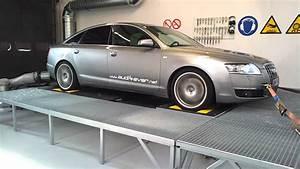 Audi A6 4f Kennzeichenhalter Vorne : audi a6 4f limousine 3 0tdi quattro am leistungspr fstand ~ Kayakingforconservation.com Haus und Dekorationen