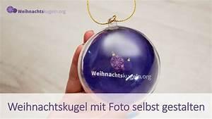 Selber Basteln Mit Fotos : weihnachtskugel mit foto selber basteln anleitung ~ A.2002-acura-tl-radio.info Haus und Dekorationen