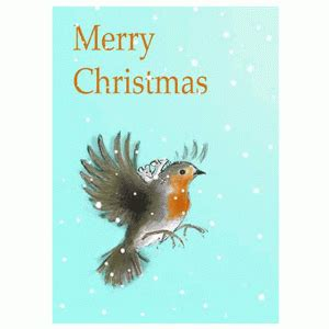 merry christmas robin insert two bad mice