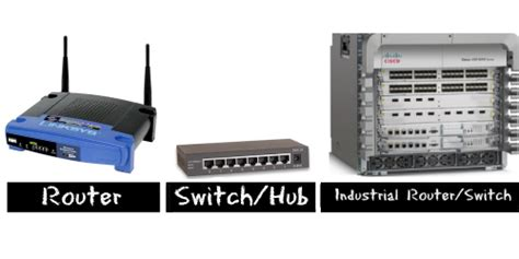 what s the difference between a router switch and a hub nurdology