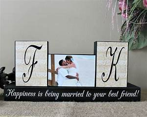 personalized unique wedding gift for couples by timelessnotion With best wedding gifts for couples