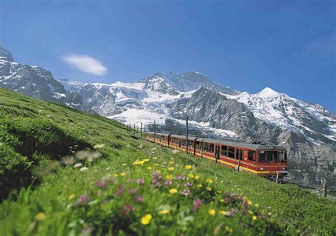 Train Journeys Romantic Train Journeys Switzerland