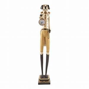 Statue Chien Design : statue chien gustave maisons du monde ~ Teatrodelosmanantiales.com Idées de Décoration