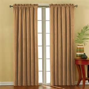 eclipse suede blackout window curtain panel target