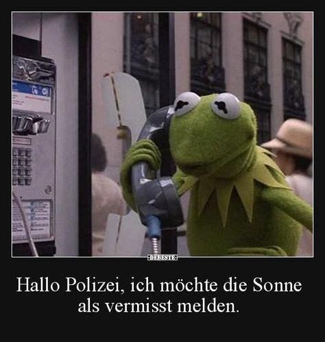 hallo polizei ich moechte die sonne als vermisst melden