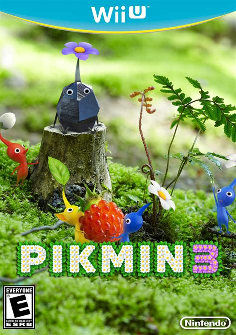Pikmin 3 Impressions And Footage Poor Showcase Of The Wii U