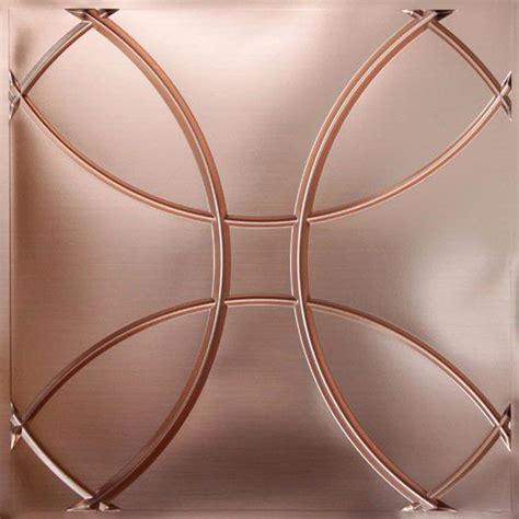 ceilume ceiling tiles orb copper ceiling tiles