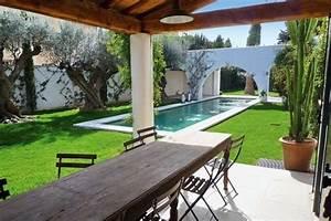 Amenagement Petit Jardin Avec Terrasse Et Piscine Maison