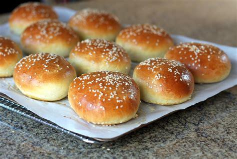 brioche bun buttery brioche hamburger buns recipe