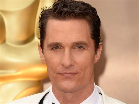 Matthew Mcconaughey Best Matthew Mcconaughey Wins Best Actor Business Insider