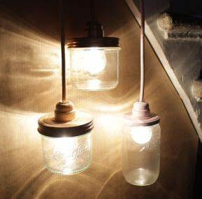Luminaire Fait Maison : faire une lampe baladeuse avec un bocal meubles et ~ Melissatoandfro.com Idées de Décoration