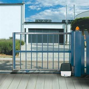 Moteur Pour Portail Coulissant : moteur portail coulissant guide d 39 achat ~ Edinachiropracticcenter.com Idées de Décoration