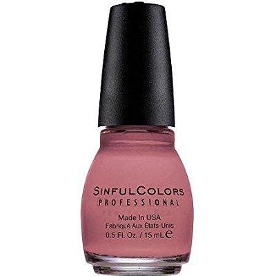 sinful colors professional sinfulcolors sinfulcolors professional nail colour 0 5 oz