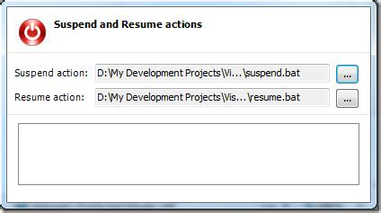windows 7 run batch file before sleep on