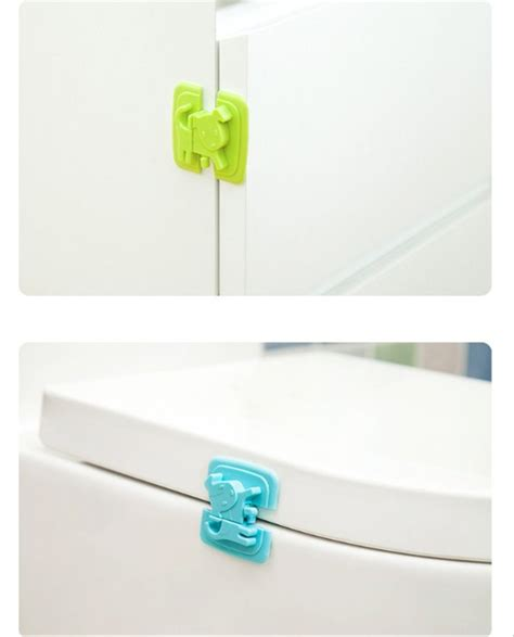 jual cabinet safe lock pengaman pintu kulkas kunci laci