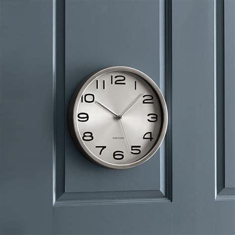 2042 modern silver wall clock silver wall clocks modern bestsciaticatreatments