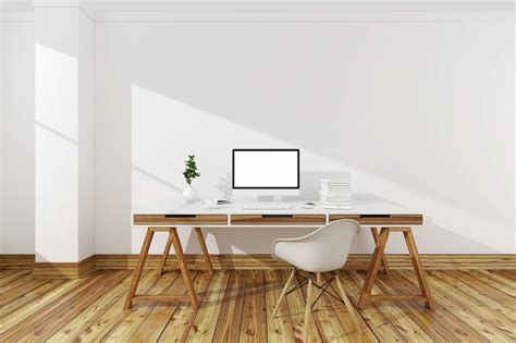 un bureau la meilleure façon de configurer un bureau à domicile