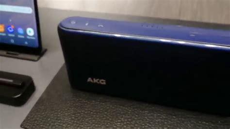 akg  bluetooth speaker  galaxy note youtube