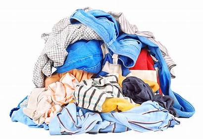 Pile Clothing Textile Waste Web Recycle Special