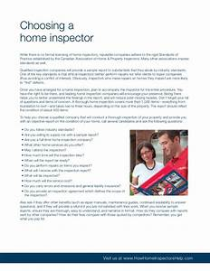 Guide To Home Inspections