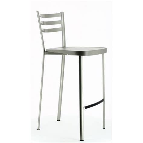 chaise haute cuisine 65 cm tabouret de cuisine blanc mobilier maison