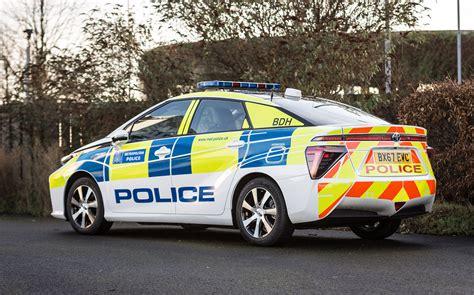 Met Police Goes Zero-emission With Fleet Of Toyota Mirai