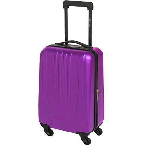 handgepäck koffer hartschale 31 5l leonardo koffer reisekoffer handgep 228 ck trolley