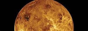 The Solar System: Venus | The Institute for Creation Research