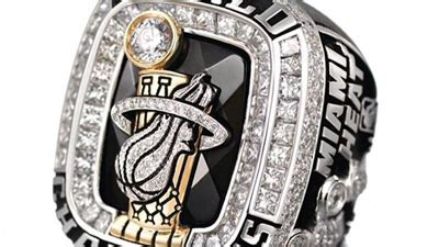 miami heat championship ring   bidding  ebay