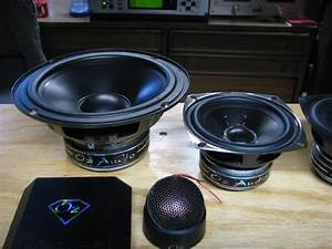 Putting Speakers In The Kicks Of A 2001 Ex