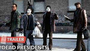 Dead Presidents 1995 Trailer | Larenz Tate | Chris Tucker ...